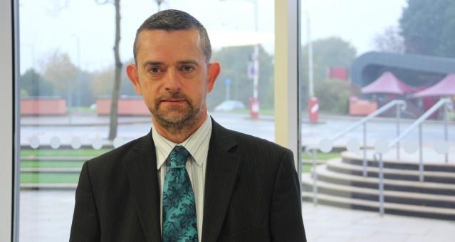 Nick Ellins, CEO of Energy & Utility Skills