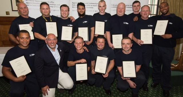 UK Power Networks Apprentices