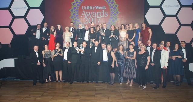 Utility Week Awards Winners 2017