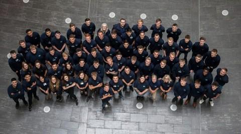 Severn Trent Apprentices