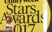 Jane Gray at UW Stars Awards 2017